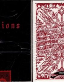 Hellions-Red-Playing-Cards-Poker-Size-Deck-Cartamundi-ellusionist-Custom-Limited-0