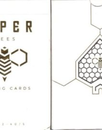Super-Bees-Playing-Cards-Poker-Size-Deck-Cartamundi-ellusionist-Custom-Limited-0