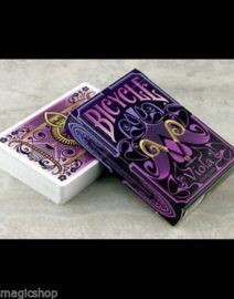 Viola-Deck-Bicycle-Playing-Cards-Poker-Size-USPCC-Limited-Edition-New-Sealed-0